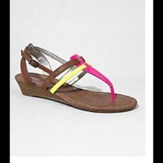 Hpexpress Color Block Sandal