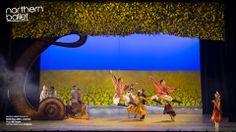 Northern Ballet dancers in Cinderella. Photo Bill Cooper. northernballet.com/cinderella