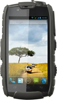 Defender Phone 3G NFC Rugged IP68 Android 4.2.2, Dual sim, Quad core, Walkie-Talkie, SOS, 8MP Camera. Available for purchase at www.go-rugged.com