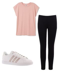 """""""Untitled #11"""" by emma743 on Polyvore featuring Warehouse and adidas"""
