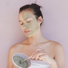 Learn All About Skin Care With These Tips - Lifestyle Monster Clear Skin Face, Face Skin Care, Diy Skin Care, Mask For Oily Skin, Skin Mask, Acne Mask, Healthy Skin Tips, Skin Care Routine Steps, Homemade Skin Care
