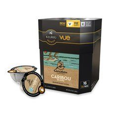 16 Count - Caribou Blend Vue Cup Coffee For Keurig Vue Brewers - http://thecoffeepod.biz/16-count-caribou-blend-vue-cup-coffee-for-keurig-vue-brewers/