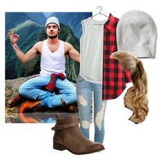 """Liam Payne"" by boobear1707 ❤ liked on Polyvore featuring Frame Denim, Madewell, Office and Banana Republic"