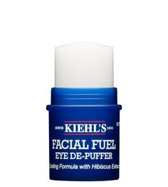 Kiehl's Facial Fuel Eye De-Puffer | hellostash.com