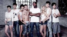 'Oaks Flashback. Tilly, George, Sinead, Bart, Neil, Maddie, Callum & Jono