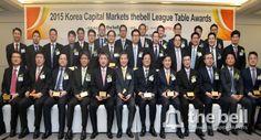 """""""큰장이 다시 섰다""""…대어 낚은 승부사들 League Table, Korea, Company Logo, Marketing, Korean"""