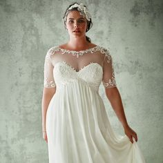 Plus Size Wedding Dress Rental - Best Shapewear for Wedding Dress Check more at http://svesty.com/plus-size-wedding-dress-rental/ #PlusSizeWeddingThings