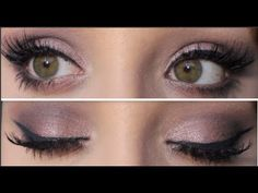 ▶ NAKED 3 Tutorial  Holiday Eyes Simple Easy & Quick - YouTube