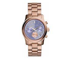 Reloj para mujer Ludovica, oro rosa - Ø3,8 cm