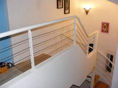 garde corps acier blanc garde corps pinterest. Black Bedroom Furniture Sets. Home Design Ideas