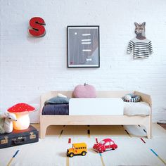 Perch toddler bed | Oeuf