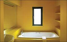 Gele Vloertegels Badkamer : Beste afbeeldingen van badkamer kleur geel bathroom ideas