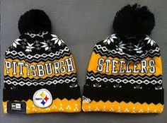 Pittsburgh Steelers Explicit Content Beanie.