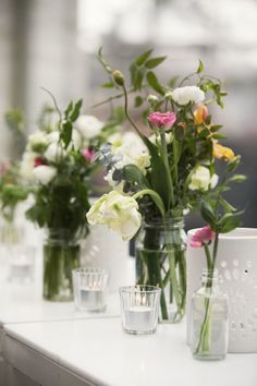 Bar flowers | flowers by Badlands & Co.