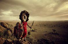 Los Maasai de Súdan son una de las últimas tribus guerreras del mundo.
