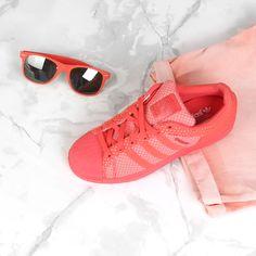 buy popular f8c05 fac25 adidas Superstar Weave Roze