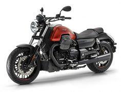 La firma de Mandello del Lario lanza dos nuevas versiones empujadas por su V-Twin de 1400cc, las Moto Guzzi Audace y Eldorado.