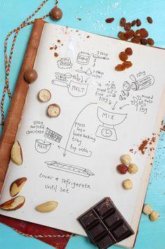 tiffin recipe infographic