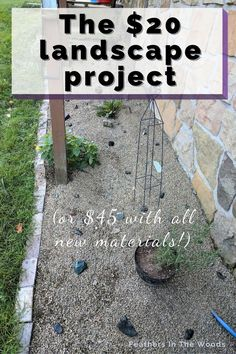 Backyard Projects, Cool Diy Projects, Garden Projects, Porch Area, Plant Markers, Planting Vegetables, Grow Your Own Food, Garden Crafts, Flower Beds