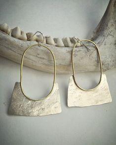 nancy daniels jewelry work hand built in Bisbee, Arizona and Twisp Washington Jewelry Logo, Brass Jewelry, Sterling Silver Necklaces, Silver Earrings, Jewelry Design, Silver Ring, Yoga Jewelry, Amber Jewelry, Diamond Jewelry