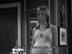 Fazer amor? O que é você, uma garota?