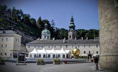Tour of Salzburg Salzburg, My Favorite Part, Austria, Whimsical, Most Beautiful, Forget, Skyline, Tours, Sculpture