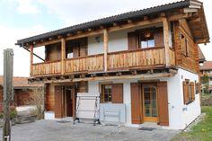 "Comfortable holiday home ""Cresta 13"" in Obersaxen, Switzerland"