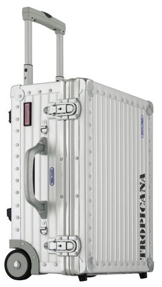 Camera Suitcase Rimowa