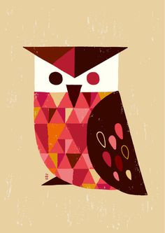 'Owl' by Tomoko Suzuki