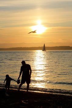 Alki Beach - Seattle