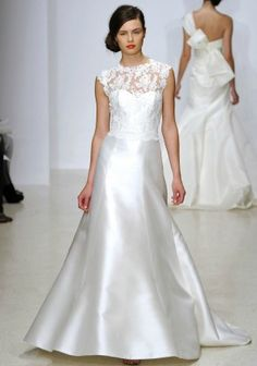 Top 5 Wedding Dress Trends for 2013. #1 - Lace.