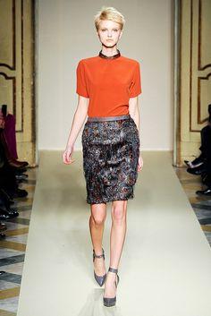 Beautiful fabric skirt