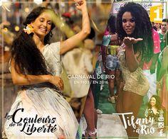 Le 1er épisode de @tifanyario est dispo ici : http://youtu.be/ahicRflACr8  On espère que vous avez aimé votre soirée Couleurs de la liberté hier Pour tout connaître de votre nouvelle saga suivez Tifany #tifanyario #samba #carnaval #danse #costume #mangueira #beaute #1ere #outremer #reunion #lareunion #974 #reunionisland #bresil #brazil #girl #youtube #video #telenovela #globo #brazilian #french #webserie #rio by reunion1ere