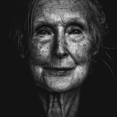 Not all interesting people have to be rich or famous !!!!!!    Photograph Untitled by Lee Jeffries -