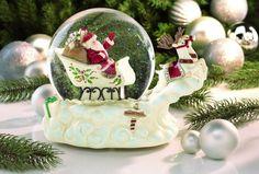 Śnieżne kule - tak bardzo przypominają dzieciństwo.. :)