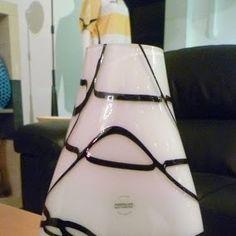 #vaso #murano collezione #Nason #reticoli #madeinitaly #fattoamano #prezzostock #everyonestock  €81,00 +spedizione a parte