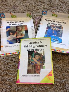 Characteristics of effective learning photo books