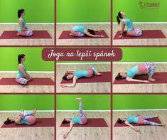 Daj si jogu namiesto tabletky na spanie - Fitshaker Body Fitness, Sleep