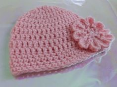 Crochet Baby Hats crochet baby hat-free crochet hat patterns...