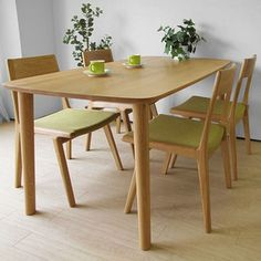 木聪家具 日式实木新品餐桌 白橡木木质特价餐桌 纯木餐桌 DT-705