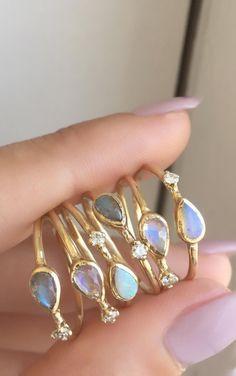 Guiding light ring