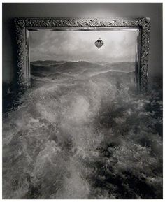 Surreal fine art #photography by Jerry Uelsmann