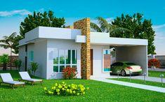 plantas de casas – casa cód.100