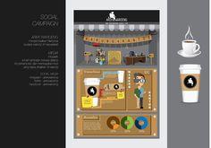 Social Campaign of Arek Waroeng on Behance