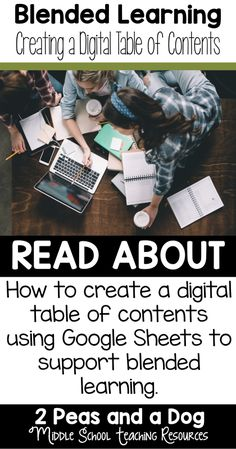 Help your students stay organized in this digital world. Ideas for teachers on how to make their worksheets and assignment instructions accessible for students. Learn how to make blended, digital and 1 to 1 learning work in your classroom from the 2 Peas and a Dog blog.