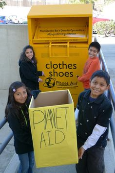 Clothing Drive.