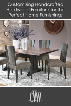 American-Made Hardwood Furniture Living Articles from Country View Woodworking Hardwood Furniture, Living Furniture, Bedroom Furniture, Dining Room, Dining Table, American Made, Home Furnishings, Woodworking, Blog