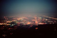 all of the lightz Out Of Focus, City Lights, Bokeh, Blur, Airplane View, Lips, Explore, Photo And Video, World