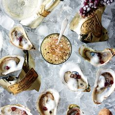 """Oysters Rocafella 