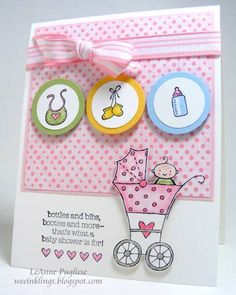 Baby Bundle stamp set